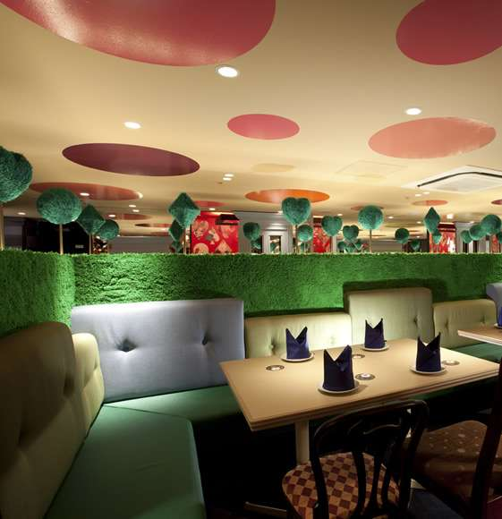 Trippy Fairy-Tale Restaurants