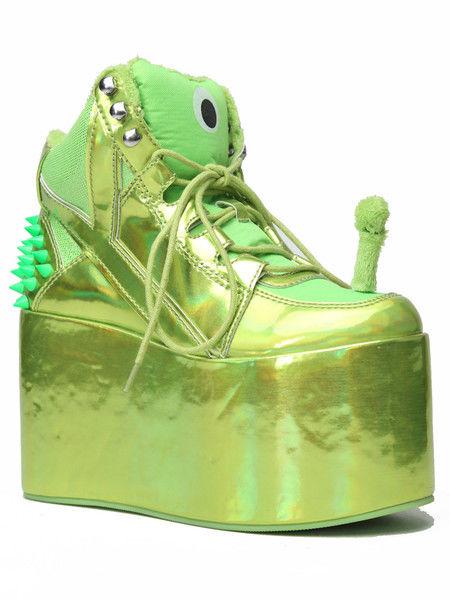 Alien-Themed Platforms
