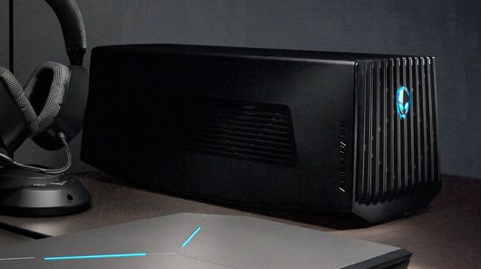 Powerful Graphics Amplifiers Alienware Amplifier