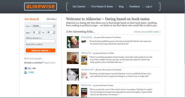 Bookworm Dating Sites