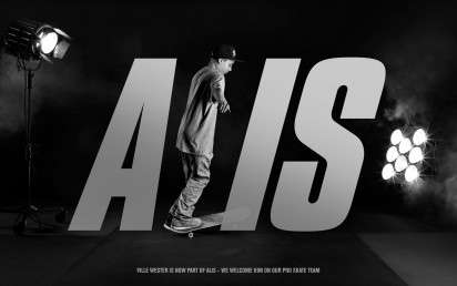 Alis Skateboards campaign