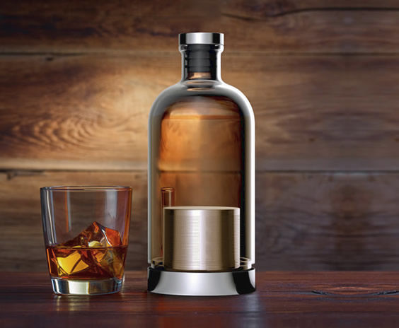 Alcohol-Infusion Vessels