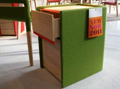 Felt-Covered Furniture