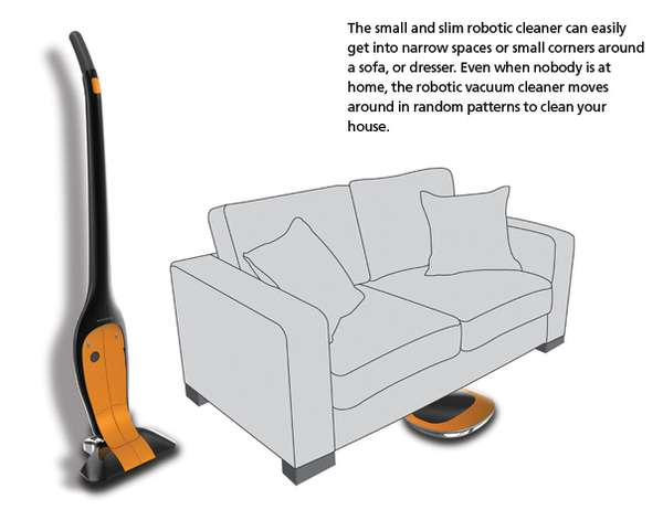 All-In-One Robot Cleaner