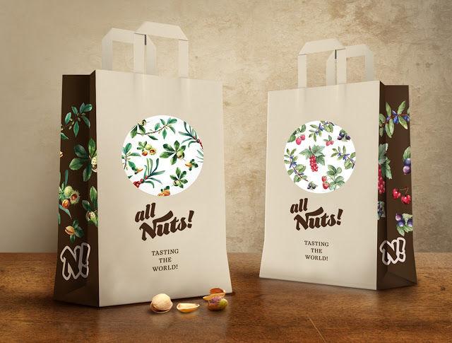Leafy Nut Packaging