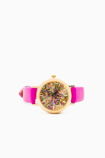 Sparkling Shimmer Timekeepers