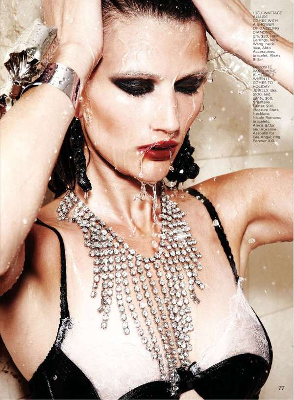 Diamond Dripped Editorials