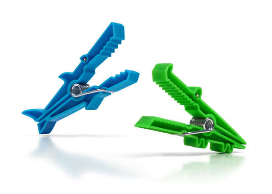 Alligator Chomping Clips
