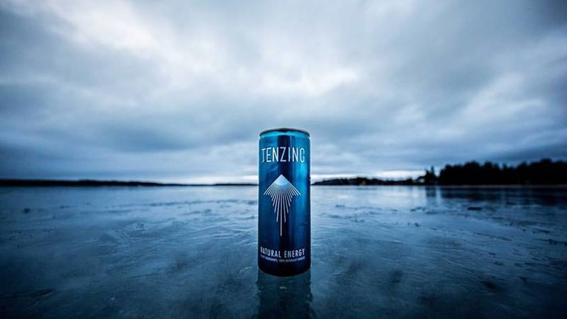 Everest-Inspired Energy Drinks