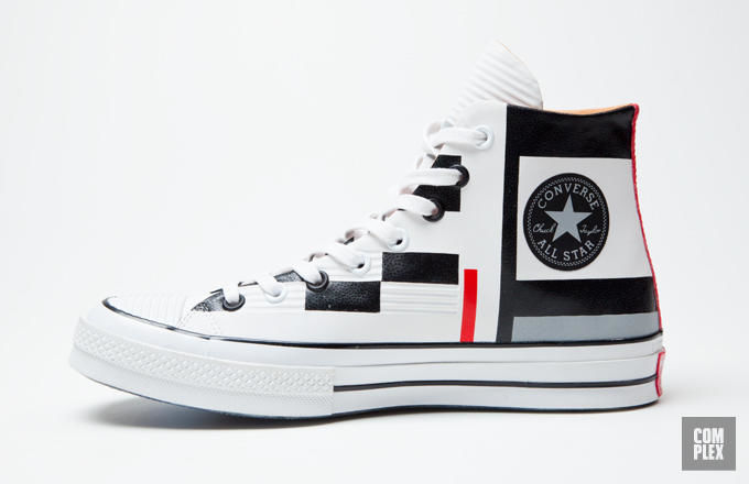 Retro Space Sneakers