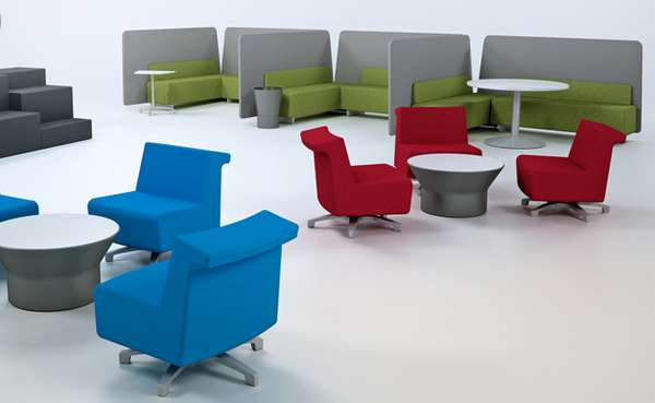 Teamwork Office Furniture