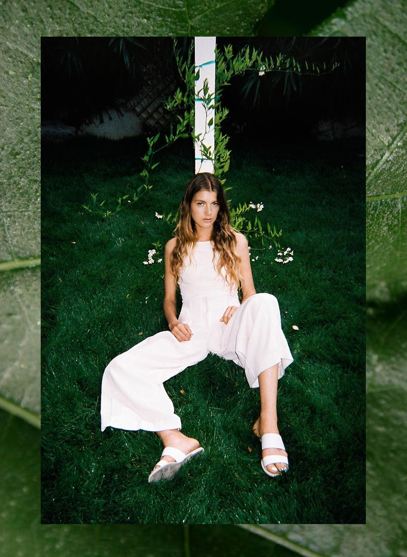 Lush Melancholy Editorials