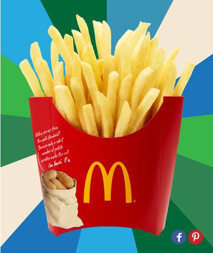 All-You-Can-Eat French Fries