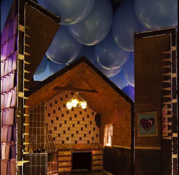 Edible Charity Cribs
