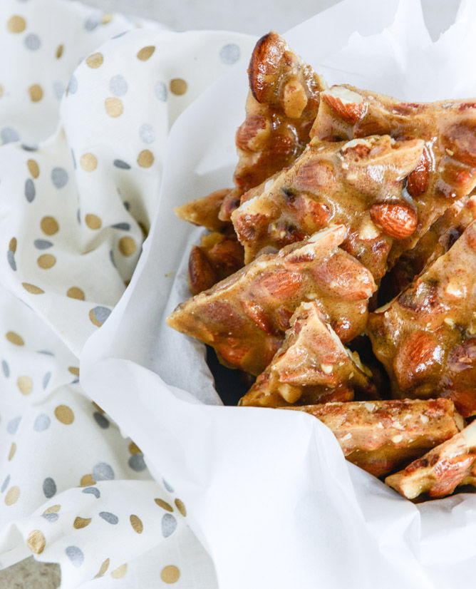 Nutty Bacon Brittle