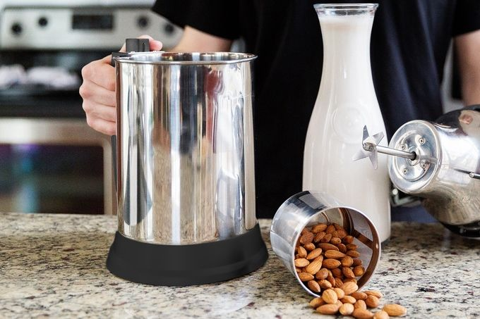 Almond-Milking Devices