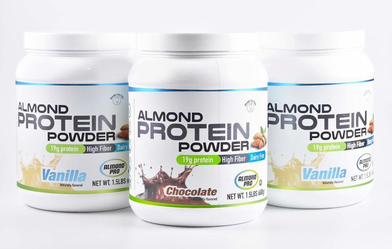Almond Protein Powders