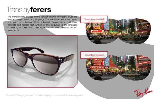 Glasses That Translate
