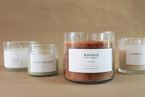 DIY Candle Makeovers