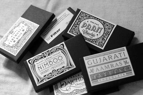 Indian-Motif Branding