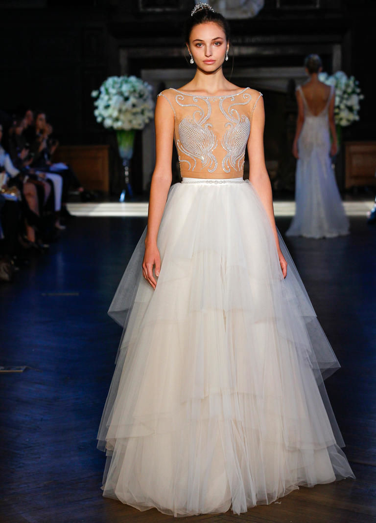 Embellished Bridal Couture