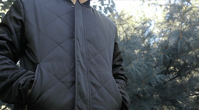 Lightweight Alpaca Jackets