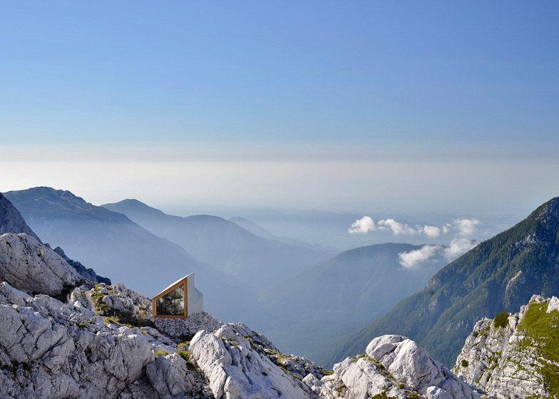 Remote Alpine Shelters