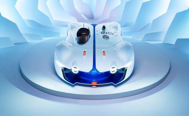 Futuristic Supercar Concepts