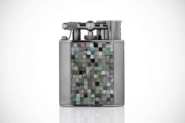 Textured Luxury Lighters
