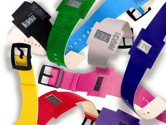 Paper-Thin Eco Watches