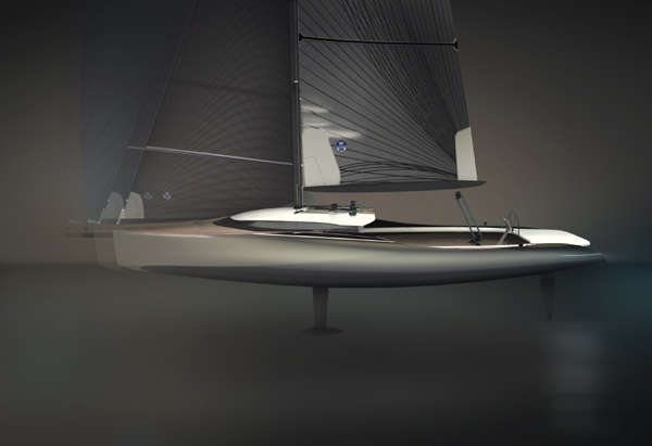 Customized Sail Boats