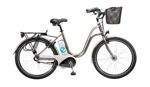 Hydrogen-Powered Bicycles