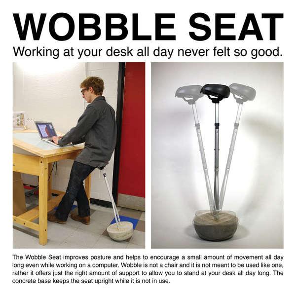 Orbitally Rotating Seats
