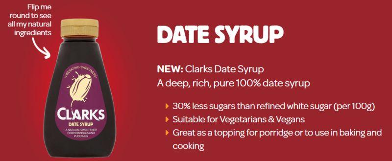 Date-Based Liquid Sweeteners