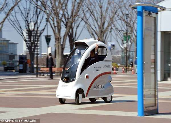 Autonomous Sidewalk Vehicles
