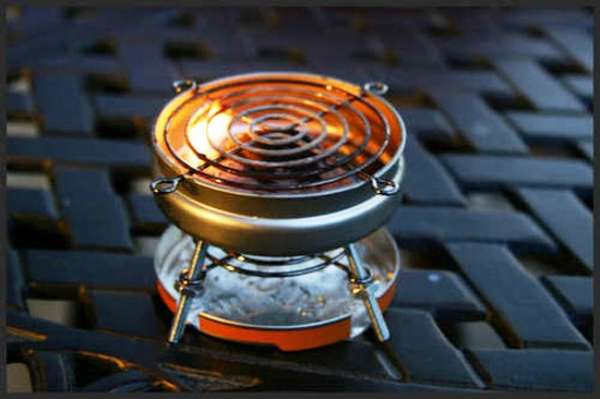 Pocket-Sized Barbecues