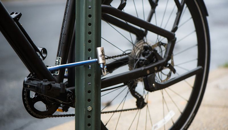 Ultralight Bike Locks