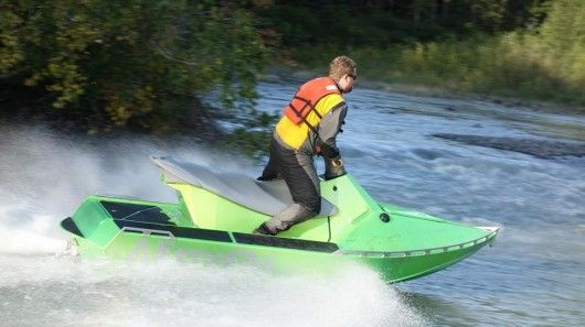 Hybrid Watercraft