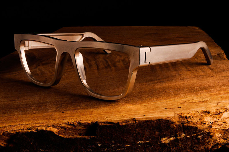 Spacecraft-Inspired Eyewear