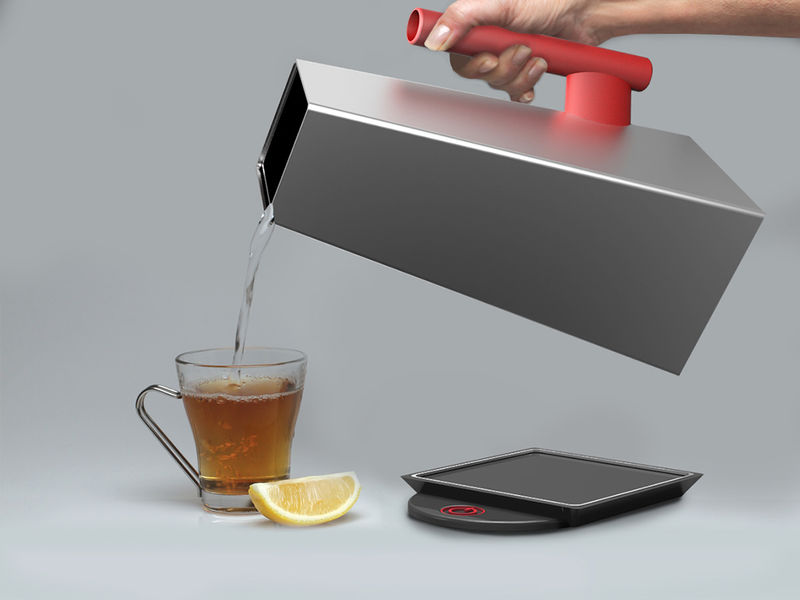 Stripped-Down Kettle Designs