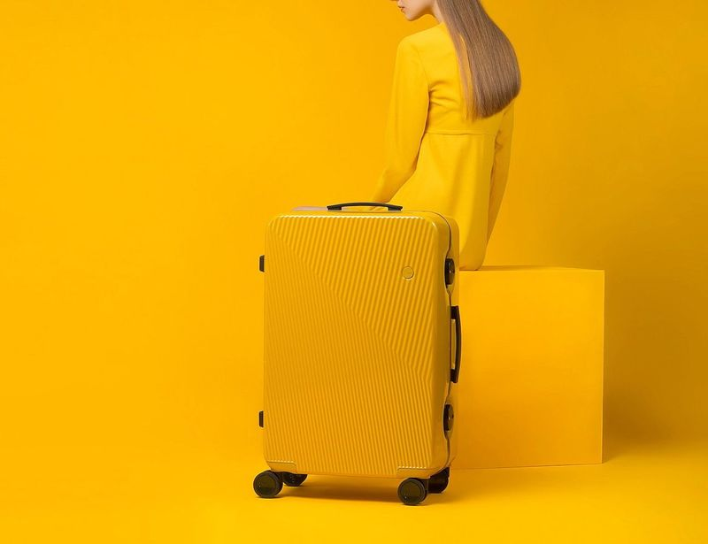 Chromatic Aluminum Luggage Collections