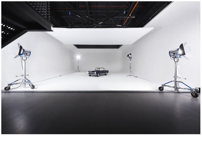 Massive Technological Photography Studios