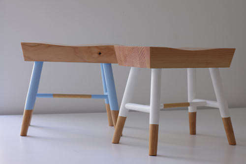 Subtly Curved Seating