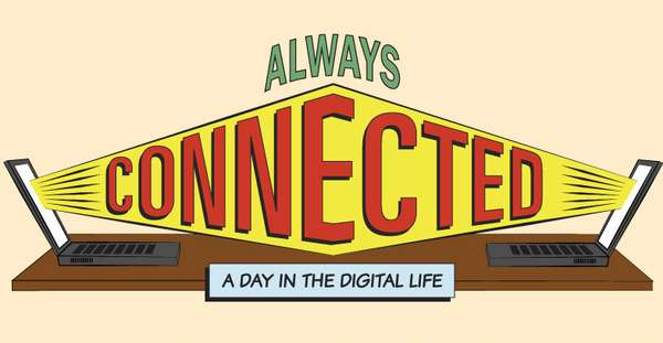 Always Connected Infographic