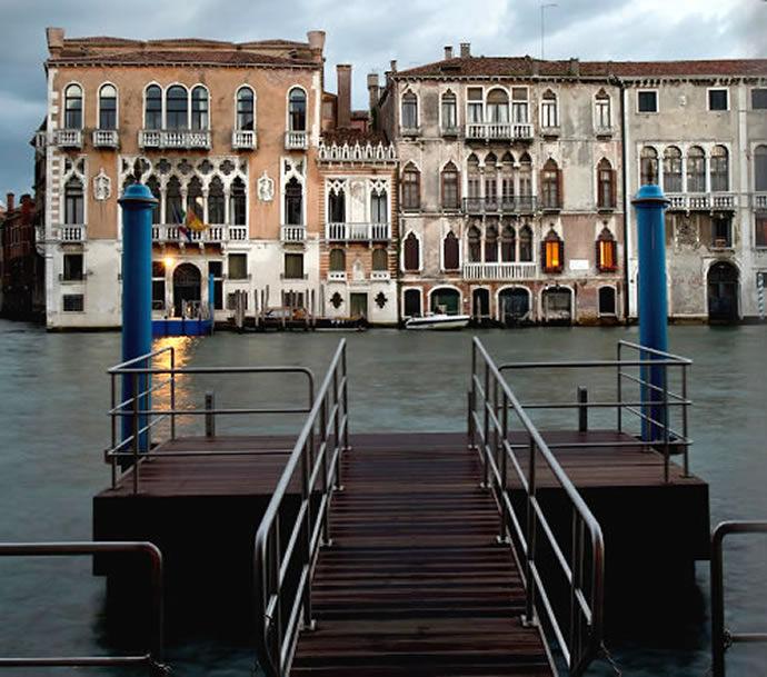 Opulent Canal Resorts