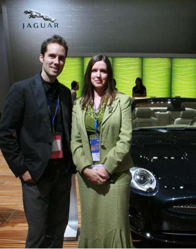 Amanda Chick, Head of Global Marketing Experience, Jaguar Cars (INTERVIEW)