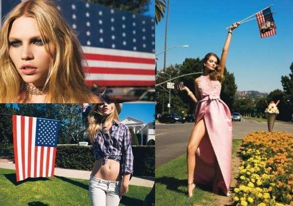 23 Amazing Aline Weber Photoshoots