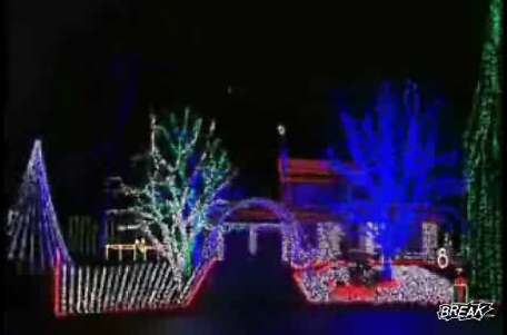 Mind-Blowing Christmas Lights
