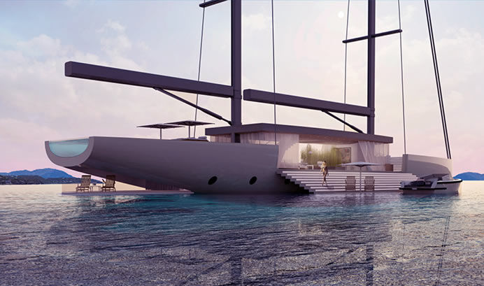 Luxury Observation Yachts