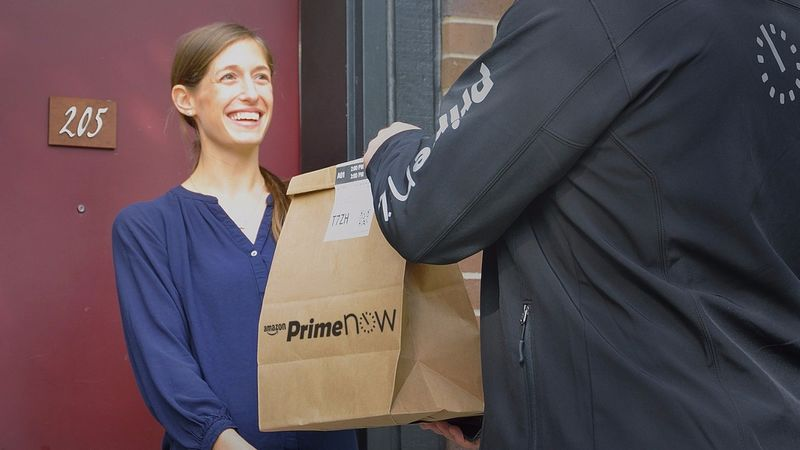 Crowdsourced Package Deliveries